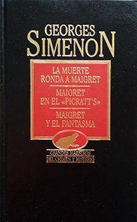 MUERTE RONDA A MAIGRET Y OTROS, LA