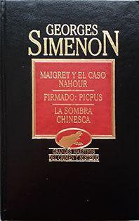 MAIGRET Y EL CASO NAHOUR Y OTROS