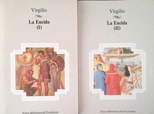 LA ENEIDA - VOLÚMENES I Y II