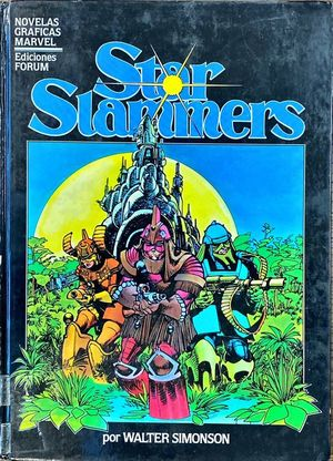 STAR SLAMMERS Nº 4
