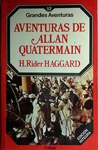AVETURAS DE ALLAN QUATERMAIN