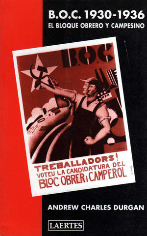 B.O.C. 1930-1936