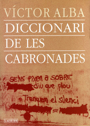 DICCIONARI DE LES CABRONADES