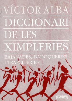 DICCIONARI DE LES XIMPLERIES