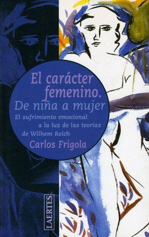 EL CARÁCTER FEMENINO