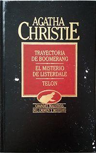 TRAYECTORIA DE BOOMERANG