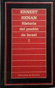 HISTORIA DEL PUEBLO DE ISRAEL - VOL. I