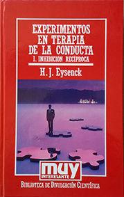 EXPERIMENTOS EN TERAPIA DE LA CONDUCTA. VOL.I - Nº 44