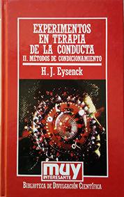 EXPERIMENTOS EN TERAPIA DE LA CONDUCTA VOL. II - Nº45