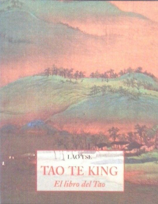 EL LIBRO DEL TAO    TAO TE KING -