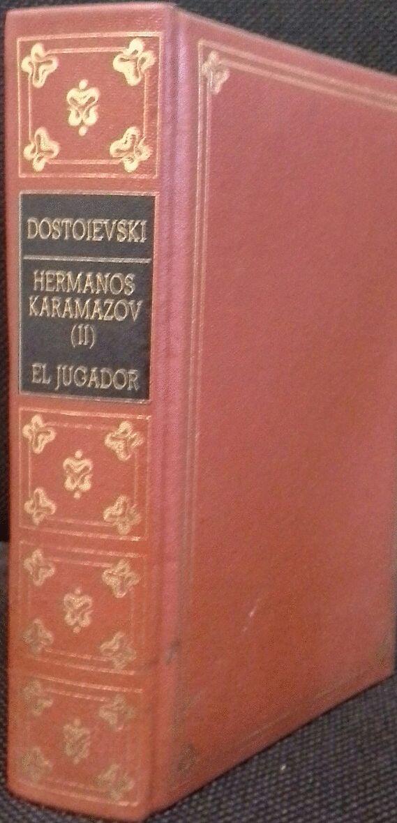 LOS HERMANOS KARAMAZOV ; EL JUGADOR