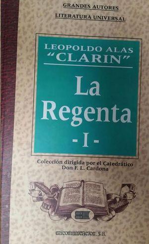 LA REGENTA -I-