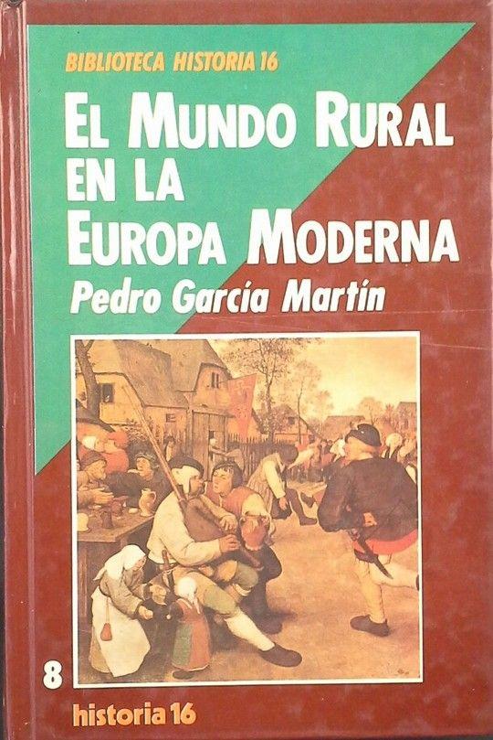 EL MUNDO RURAL EN LA EUROPA MODERNA