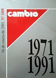 CAMBIO 16 - 1971/1991