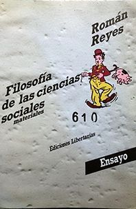 FILOSOFÍA DE LAS CIENCIAS SOCIALES