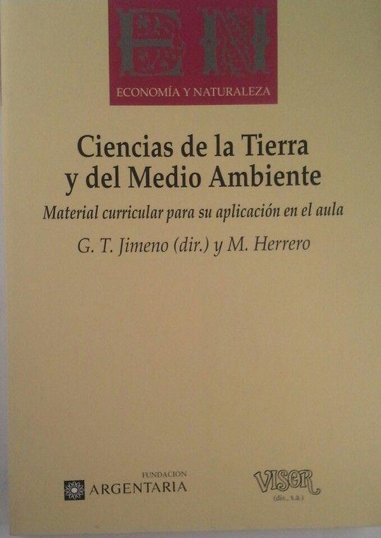 CIENCIA DE LA TIERRA Y DEL MEDIO AMBIENTE