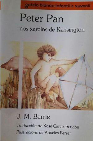 PETER PAN NOS XARDINS DE KENSINGTON