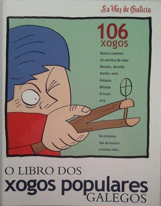 O LIBRO DOS XOGOS POPULARES GALEGOS