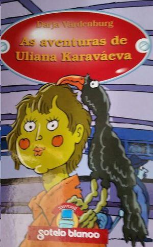 AS AVENTURAS DE ULIANA KARAVAEVA