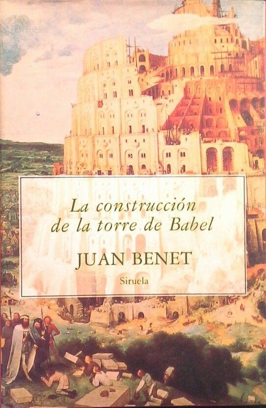 LA CONSTRUCCIÓN DE LA TORRE DE BABEL