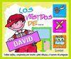 LOS VESTIDOS DE DAVID