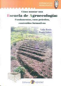 ESCUELA DE AGROECOLOGÍA