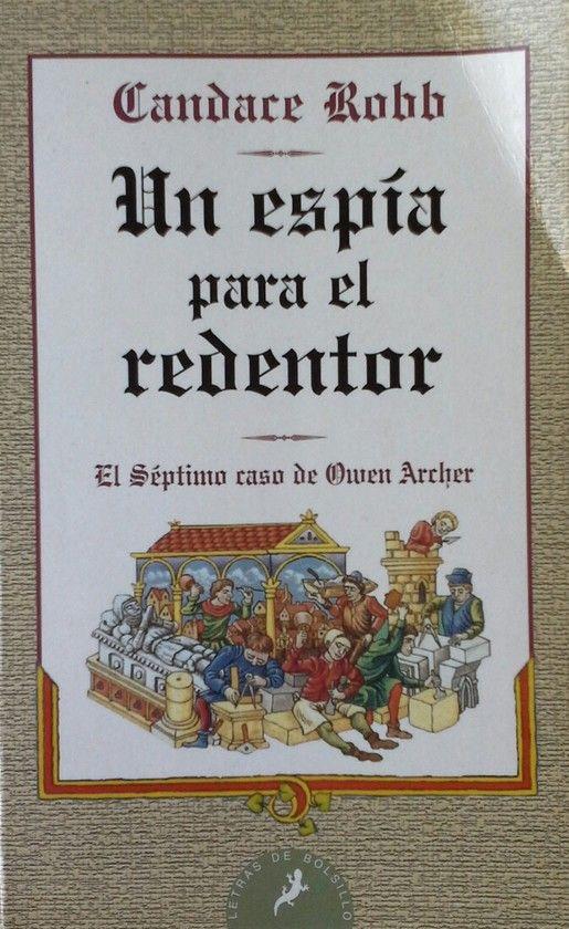 UN ESPIA PARA EL REDENTOR / 44