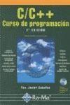 C/C++ CURSO DE PROGRAMACIÓN, 2ª EDICIÓN.