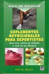 SUPLEMENTOS NUTRICIONALES GUIA DE BOLSILLO