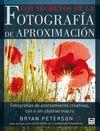 LOS SECRETOS DE LA FOTOGRAFÍA DE APROXIMACIÓN