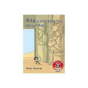 RITA Y LOS LADRONES DE TUMBAS- REALIDAD AUMENTADA