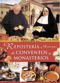 REPOSTERÍA POSTRES DE CONVENTOS Y MONASTERIOS
