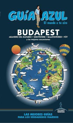 BUDAPEST GUIA AZUL