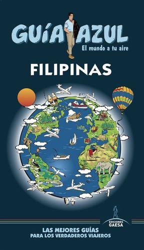 FILIPINAS GUIA AZUL