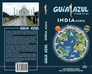 GUIA AZUL INDIA NORTE
