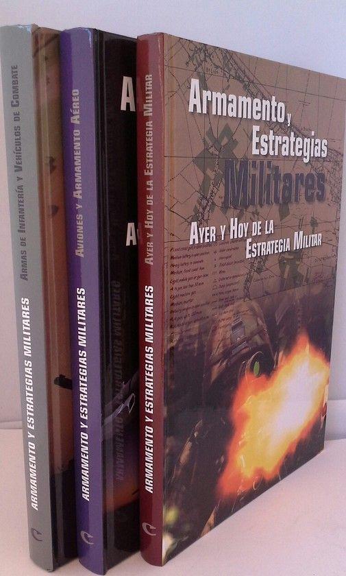 ARMAMENTOS Y ESTRATEGIAS MILITARES