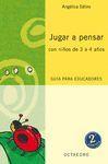 JUGAR A PENSAR CON NIÑOS DE 3 A 4 AÑOS