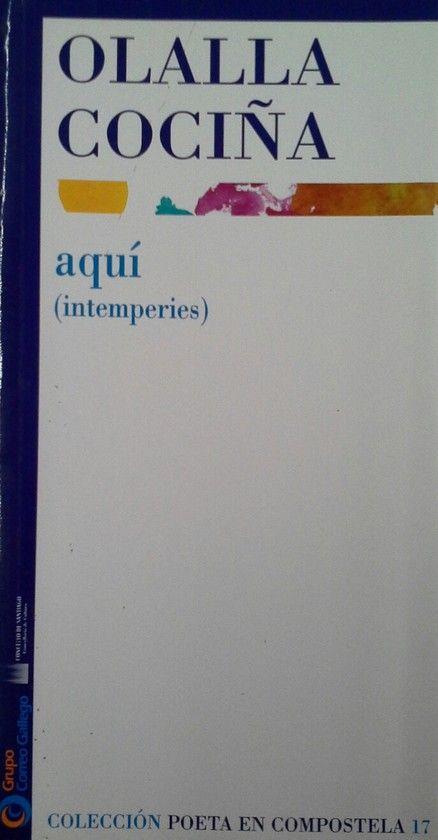 AQUÍ (INTEMPERIES)