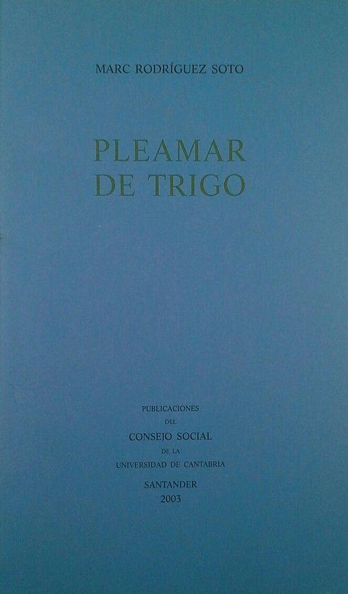 PLEAMAR DE TRIGO