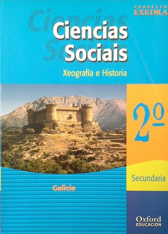 PROXECTO EXEDRA, CIENCIAS SOCIAIS, XEOGRAFÍA E HISTORIA, 2 ESO (GALICIA)