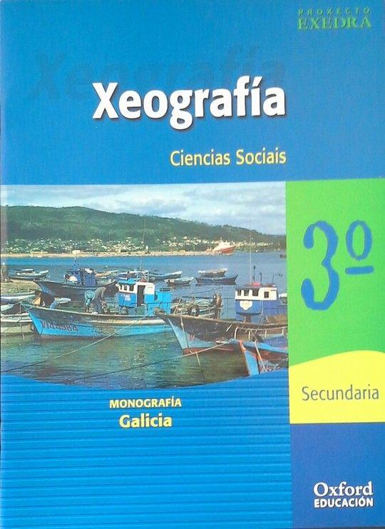PROXECTO EXEDRA, CIENCIAS SOCIAS, XEOGRAFÍA, 3 ESO (GALICIA)