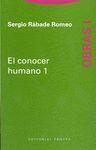 EL CONOCER HUMANO I. OBRAS I