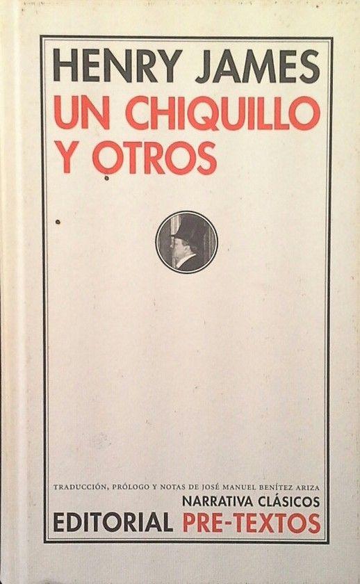 UN CHIQUILLO Y OTROS