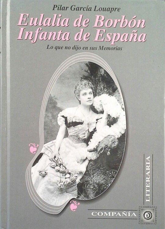 EULALIA DE BORBÓN, INFANTA DE ESPAÑA