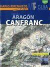 VALLE DE ARAGON / CANFRANC - MAPAS PIRENAICOS (1:25000)