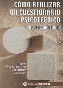 COMO REALIZAR UN CUESTIONARIO PSICOTÉCNICO Y DE PERSONALIDAD