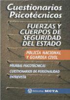FUERZAS Y CUERPOS DE SEGURIDAD DEL ESTADO: POLICIA NACIONAL Y GUARDIA CIVIL: CUE