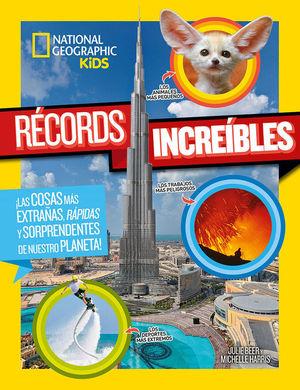 RE�CORDS INCREIBLES