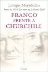 FRANCO FRENTE A CHURCHILL