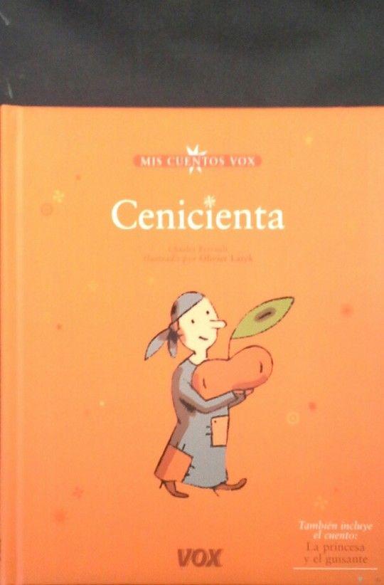 CENICIENTA + LA PRINCESA Y EL GUISANTE
